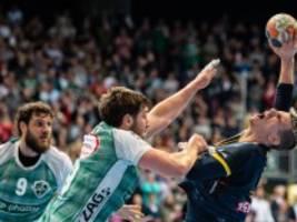 Handball-Bundesliga: Selten dämliche Aktion kurz vor Schluss