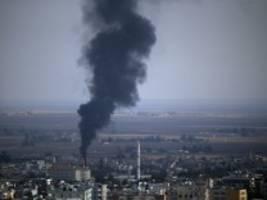 Kurdengebiete: Waffenruhe in Nordsyrien wird nicht eingehalten