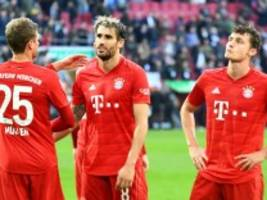 Unentschieden gegen Augsburg: FC Bayern hat Nerven wie Spinnenfäden