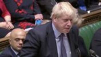 Brexit-Frist: Britisches Unterhaus vertagt Votum über Brexit-Deal