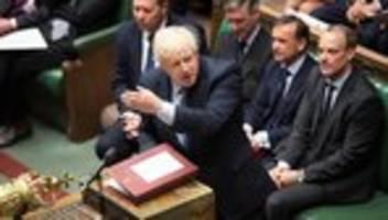 Britisches Parlament: Die Debatte des Unterhauses im Livestream