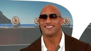 Dwayne The Rock Johnson: Schauspieler verrät Produktionsbeginn