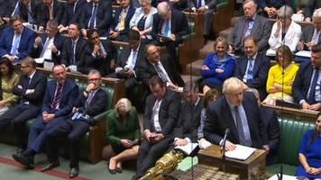 Tag der Abstimmung im Unterhaus: Boris Johnson verteidigt Brexit-Deal im Parlament vehement