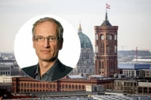 rotes rathaus: michael müller und die exit-option bundestag