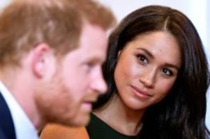 Royals: Meghan in emotionalem Interview: Mutter werden war ein Kampf