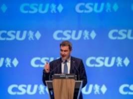 leserdiskussion: kann die csu unter söder volkspartei bleiben?