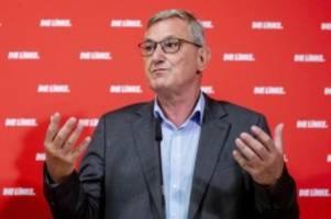 International: Linken-Chef Riexinger will Waffenexporte an Türkei stoppen