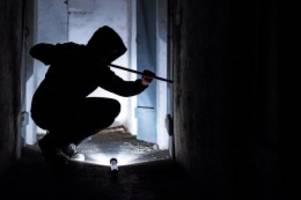 kriminalität: pinneberg: einbrecher schlagen gleich dreimal zu