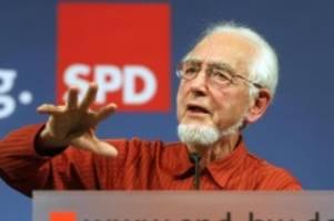 Parteien: Weil würdigt Erhard Eppler als Identifikationsfigur