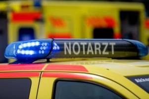 Unfälle: Sechs Schwerverletzte bei Verkehrsunfall nahe Neumünster