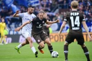 FC St. Pauli: Kapitän Buballa war so sicher wie Fort Knox