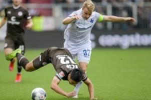 Zweite Liga: FC St. Pauli verpasst Heimsieg – mit zwei Schreckmomenten