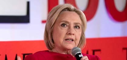 """Clintons E-Mail-Affäre – 38 Mitarbeiter sind offiziell """"schuldig"""""""