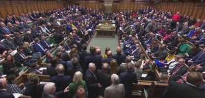 Die Opposition fordert ein zweites Brexit-Referendum
