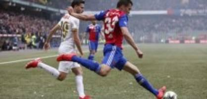 Super League: Leader Basel empfängt Schlusslicht Thun