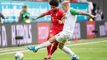 Bundesliga: Augsburg schockt Bayern im Derby - Wölfe bleiben unbesiegt