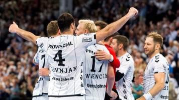 Handball-Champions-League: THW Kiel gewinnt Champions-League-Spiel in Montpellier