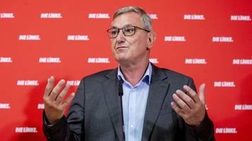 Linken-Chef Riexinger will Waffenexporte an Türkei stoppen