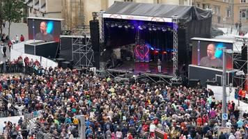Solidaritäts-Konzert für die Terror-Opfer: Angst loslassen