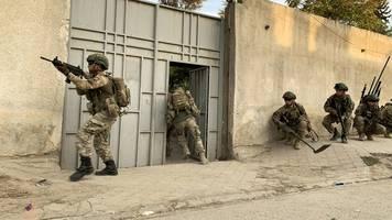 Türkei spricht von Anschlägen - Nordsyrien: Schuldzuweisungen nach Waffenruhe-Verstößen