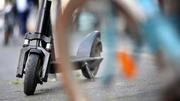 Anzahl bleibt gleich: E-Tretroller sollen im Winter auf Berliner Straßen bleiben