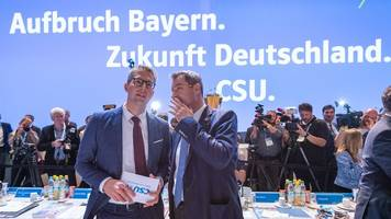 Nach langer Debatte - CSU-Parteitag: Nur abgeschwächte Ausweitung der Frauenquote