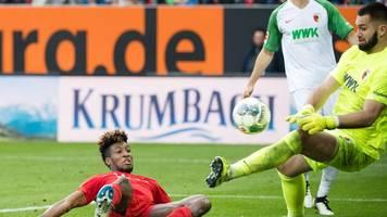 augsburg entreißt bayern derbysieg
