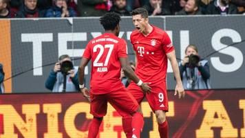 Bayern-Torjäger: Lewandowski stellt Torrekorde von Aubameyang und Jancker ein