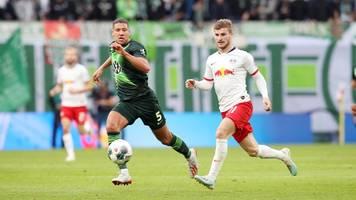 Bundesliga: RB Leipzig weiter sieglos – VfL Wolfsburgs Serie hält an