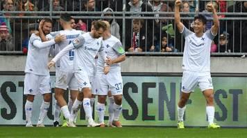 2. Bundesliga: St. Paulis Serie reißt – Regensburg siegt