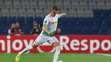 Euro-League in Rom: Gladbach hofft auf Ginter - Stindl wohl nicht in Startelf