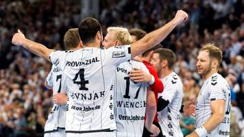 Handball-Champions-League: THW Kiel gewinnt Champions-League-Spiel in Montpellier