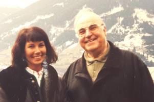 kohls geliebte: privat war er ein anderer mensch