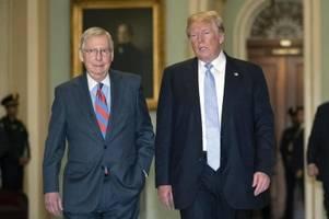 Republikaner-Rüge für Trumps Syrien-Kurs