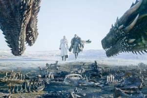 game of thrones, staffel 8 heute erstmals im free-tv: stream und sendetermine