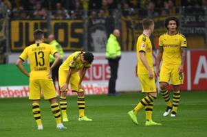 Borussia Dortmund – Gladbach live im TV und Stream