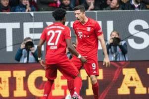 Wolfsburg weiter ungeschlagen - Lewandowski mit Tor-Rekord