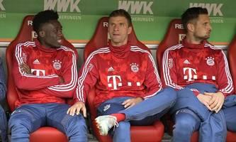 Bayern lässt Punkte in Augsburg und die Müller-Causa kocht