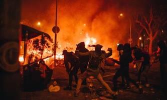 Erneut Krawallnacht: Madrid erhöht den Druck auf Separatisten
