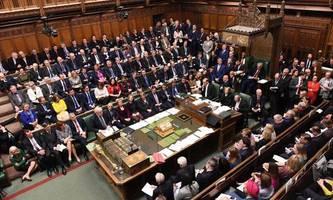 Parlament verschiebt Abstimmung über Brexit-Abkommen