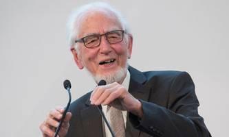 SPD-Urgestein Erhard Eppler gestorben