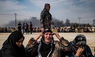 Syrische Kurdenmiliz wirft Türkei Blockade von Abzug vor