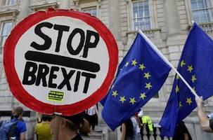 : Zehntausende demonstrieren für zweites Referendum