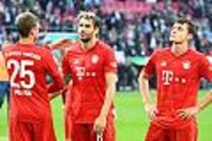 Ausgleich in der Nachspielzeit - Bayern lädt den Gegner ein: Drei Lehren aus dem 2:2 in Augsburg