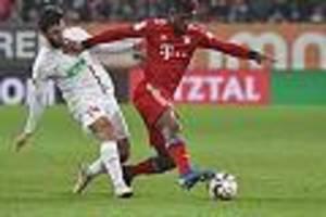 Bundesliga im Live-Stream - So sehen Sie Augsburg gegen den FC Bayern München live im Internet