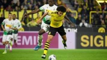Bundesliga: BVB schlägt Mönchengladbach 1:0