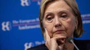 Clintons E-Mail-Affäre: Verstöße von 38 Mitarbeitern festgestellt