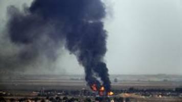 krieg in nordsyrien: tote trotz waffenruhe