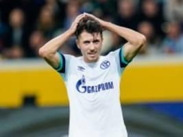 Bundesliga: Schalke verpasst die Tabellenführung