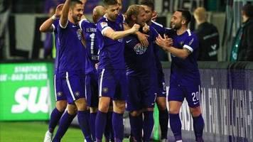 2. Liga: Stuttgart patzt gegen Kiel - Bochum verspielt Sieg